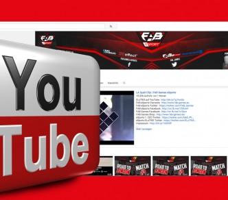 FAB Games auf YouTube